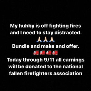 Sale to support our firefighter families
